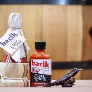 Barik – babina rizerva